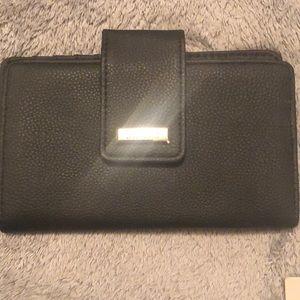 Black KC wallet